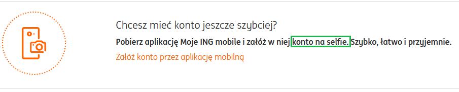 Konto online bez kuriera w ING Bank Śląski