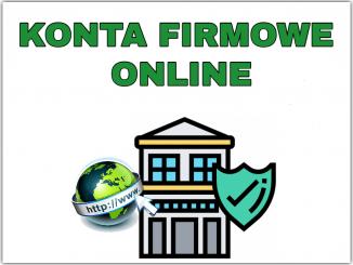 Konta firmowe online